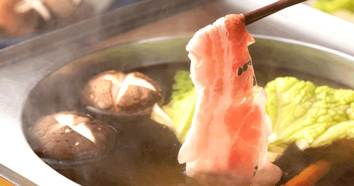 鹿児島にある人気の和食「かごしま黒豚 六白亭」